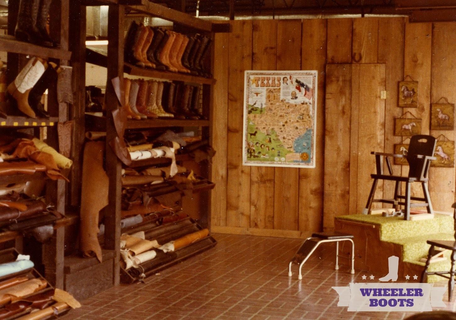 Bootmaking History Custom Western Boots